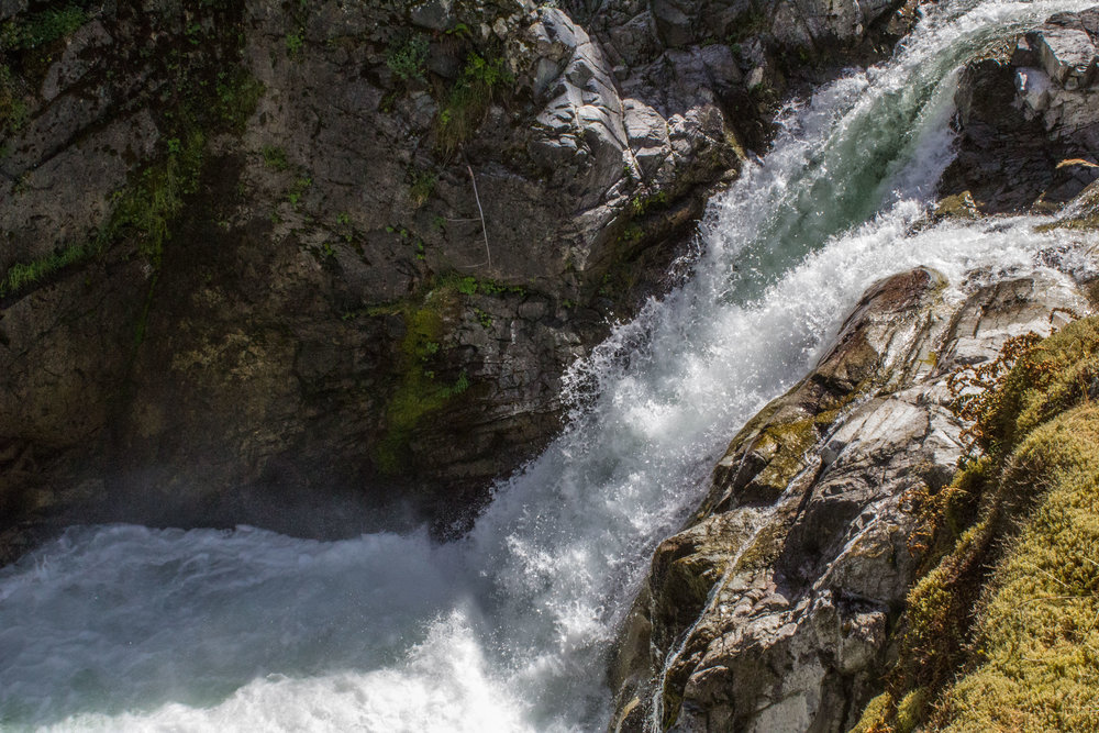 Little Qualicum Falls Provincial Park     Copyright © Afro Boy Productions. All rights reserved.