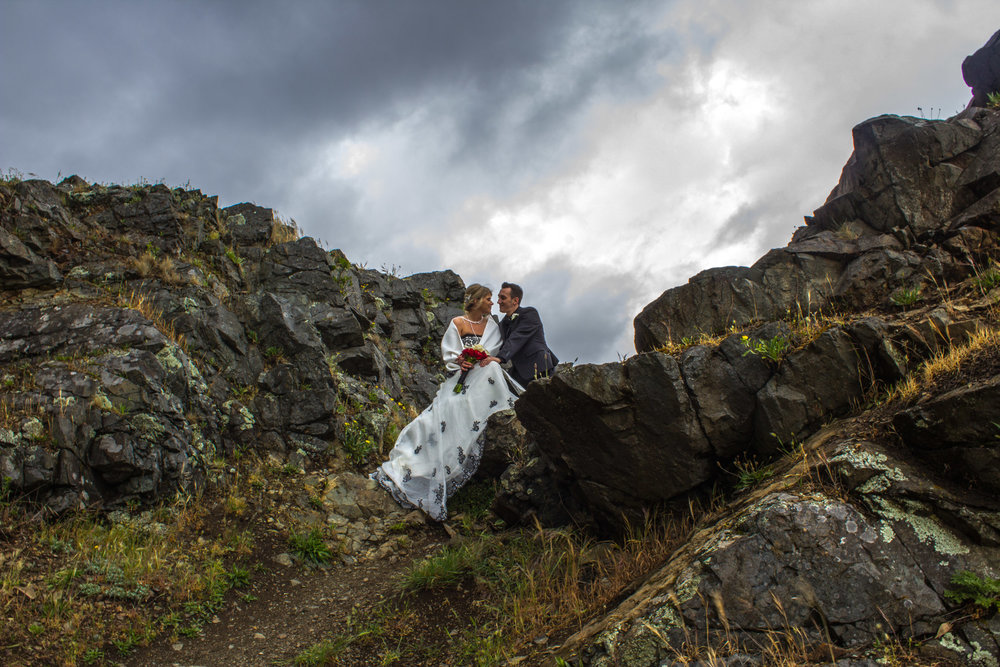 Scott and Chelsey Kauwell Wedding -Neck Point Park     Copyright © Afro Boy Productions. All rights reserved.