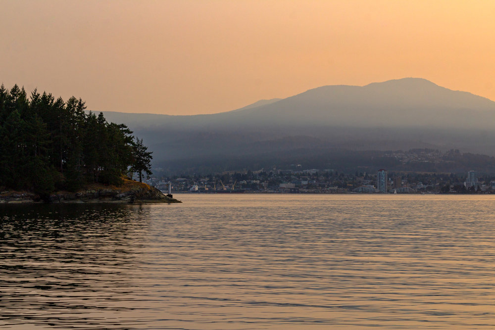 Gabriola Ferry Ride to Nanaimo