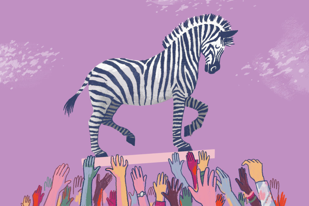 "Feld Thoughts: "" Zebras Uniting at DazzleCon """