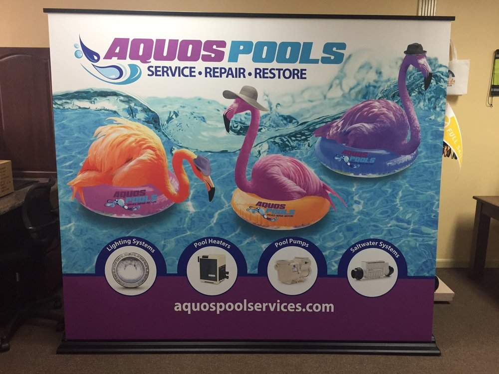 Aquos Pools Banner 2