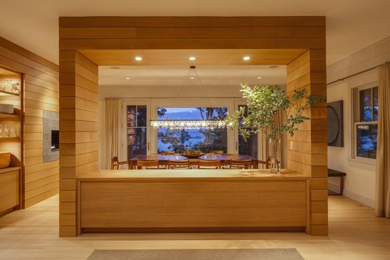 Ocean Marsh:  Dining Room