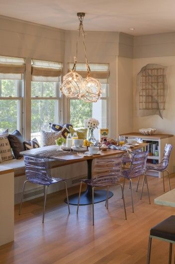 Ocean Marsh:  Dining Nook