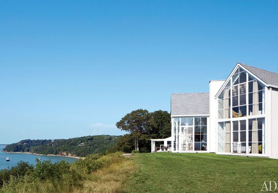 Shelter Island Beach House:  Exterior