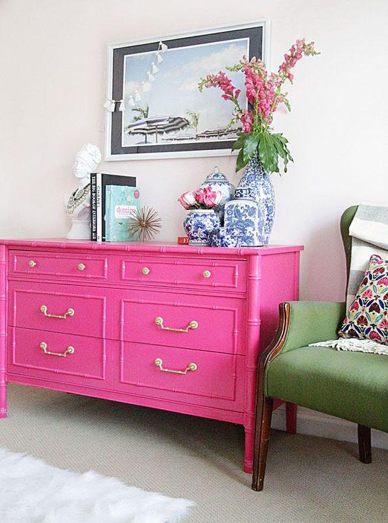 Hot Pink:  Bureau