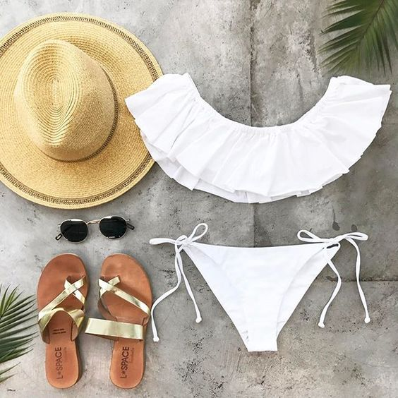 White Hot Summer Essentials..Shop