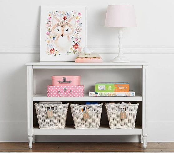 Blythe Low Bookcase