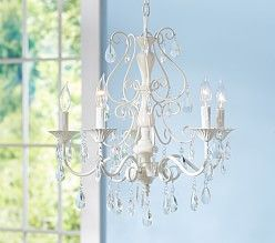 Clear Alyssa Chandelier