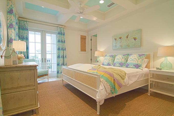 Beach Pretty Bedroom