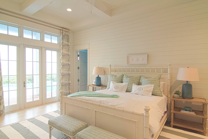 Beach Pretty Coastal Bedroom