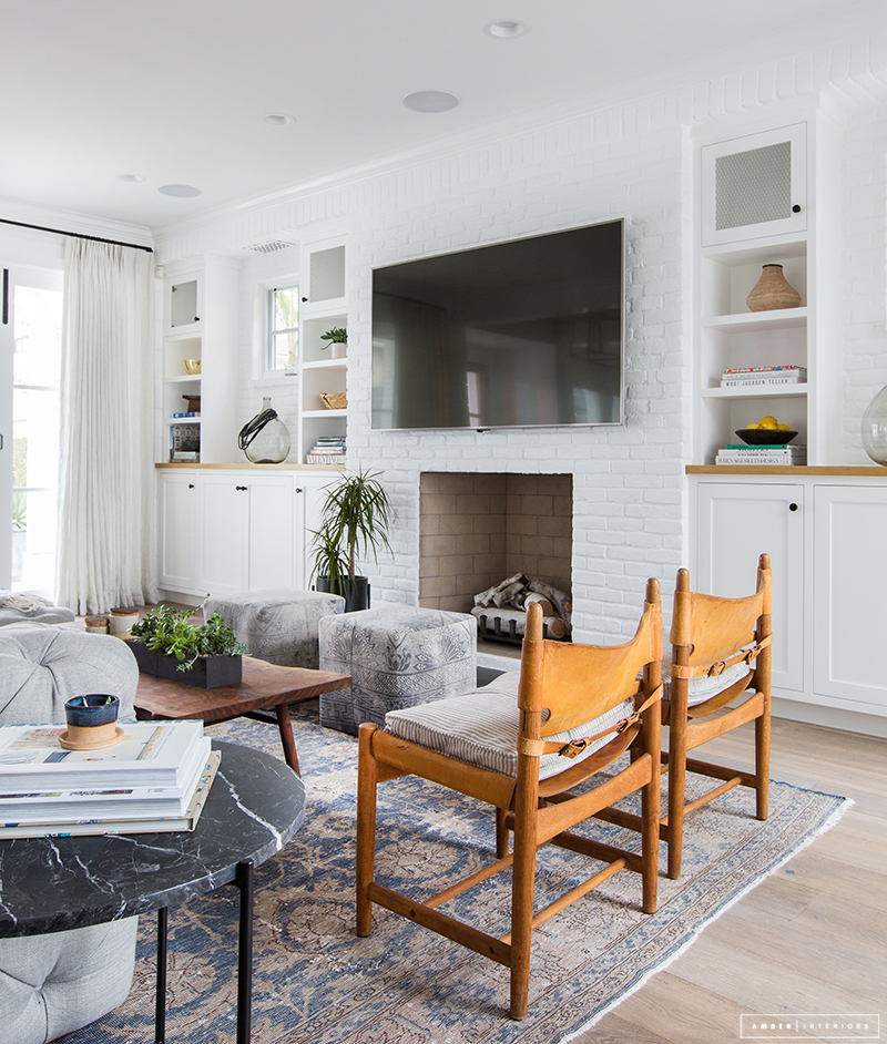 Beach Pretty House Tour:   This California Style Eclectic Beach House is designed by Amber Designs