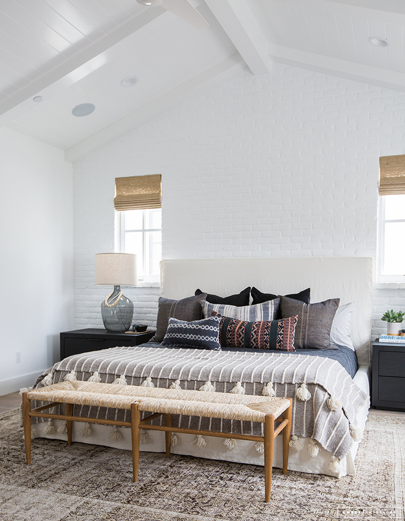 House Tour:  Eclectic Bedroom