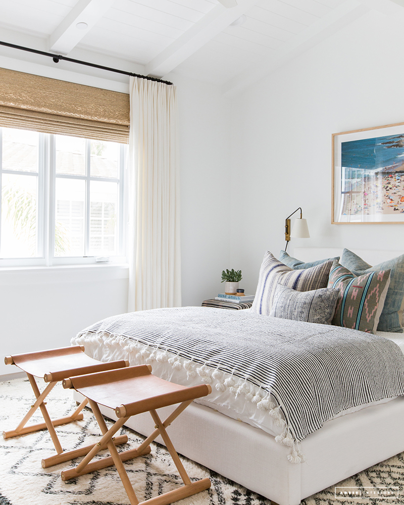 Southern California Living:  Bedrooms