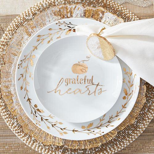 Elegant Gathering Tablescape