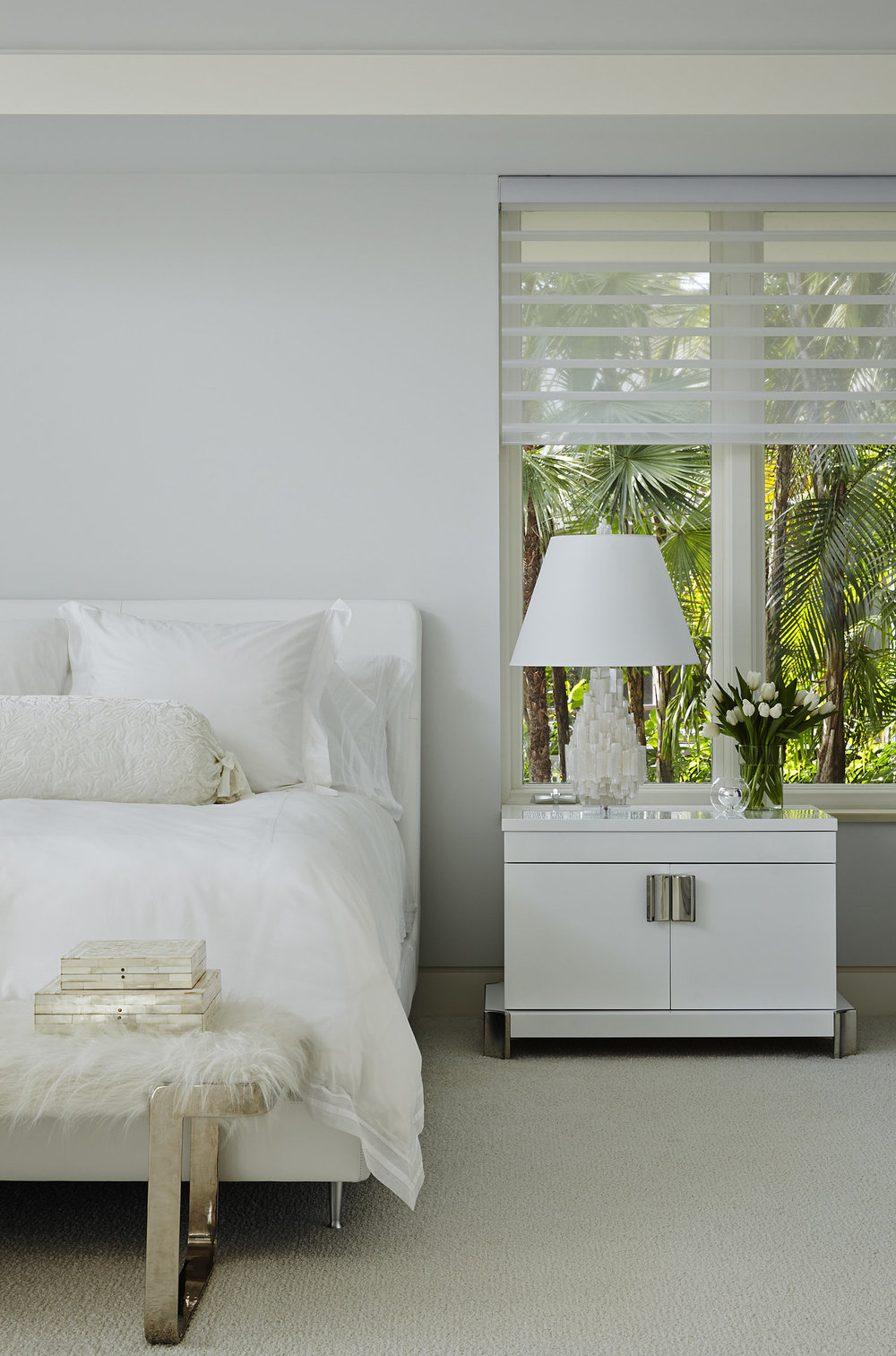 All White Modern Florida House Tour 10.jpg