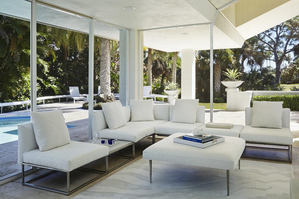 All White Modern Florida House Tour 11.jpg