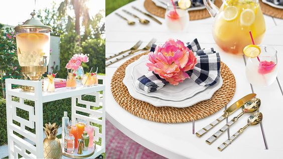 - This Tablescape is Summer Pretty