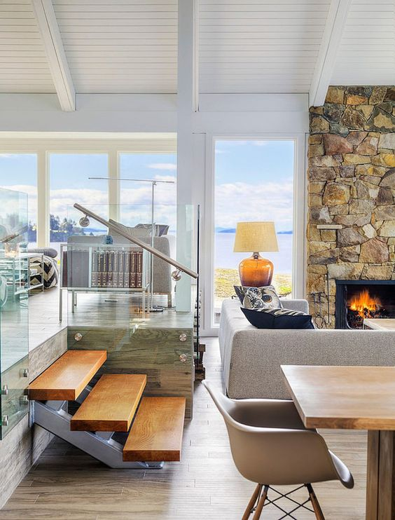 Beach Pretty House Tours-Enjoy This Perfect Beach House on Canada's Pender Island 22.jpg