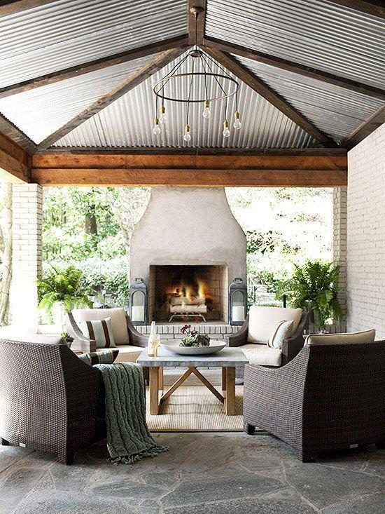Beach Pretty House Style-White Fireplace 4.jpg