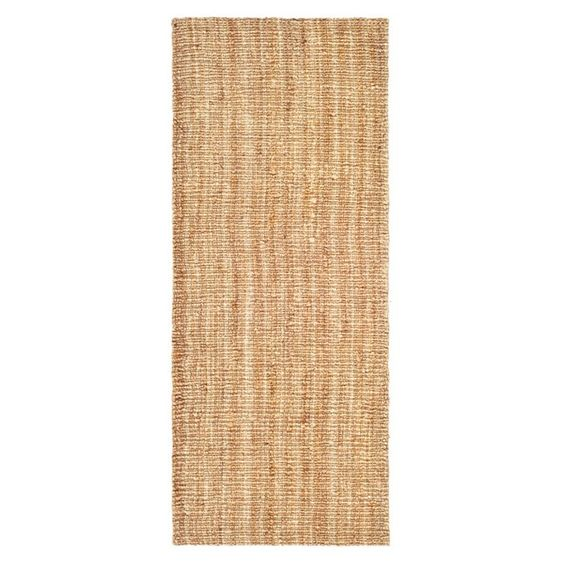 Gaines Power Loom Natural Area Rug