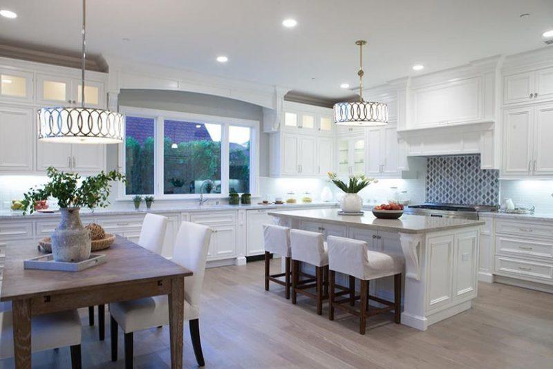 Beach Pretty House StyleStriking Black And White Kitchens Extraordinary Beautiful White Kitchen Designs Style