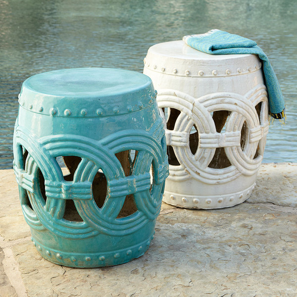 Indian Ring Stools
