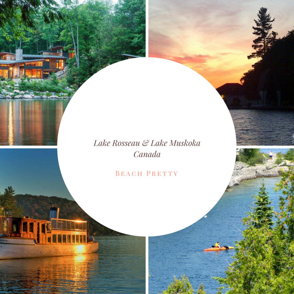 Lake Rosseau & Lake Muskoka Canada.png