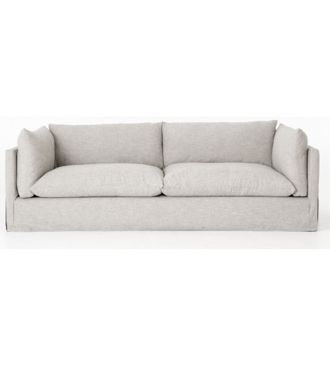 Justine Sofa, Light Gray