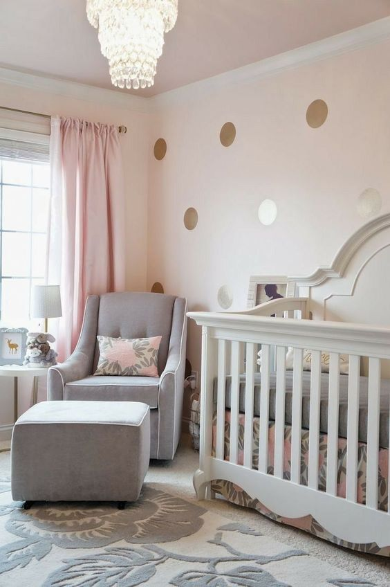 Beach Pretty House Style-Creating Designer worthy Nurserys with Colorful Wallpaper 7.jpg