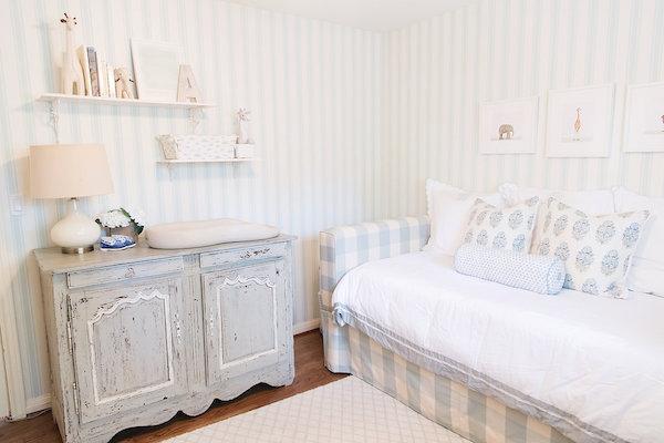 Beach Pretty House Style-Creating Designer worthy Nurserys with Colorful Wallpaper 19.jpg