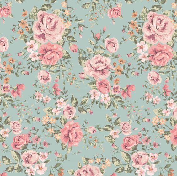 Children's Wallpaper|Cutsie Floral Mural