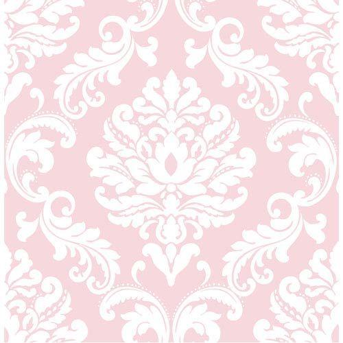 Children's Wallpaper|Pink Ariel