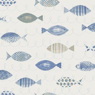 Children's Wallpaper|Key West Fish