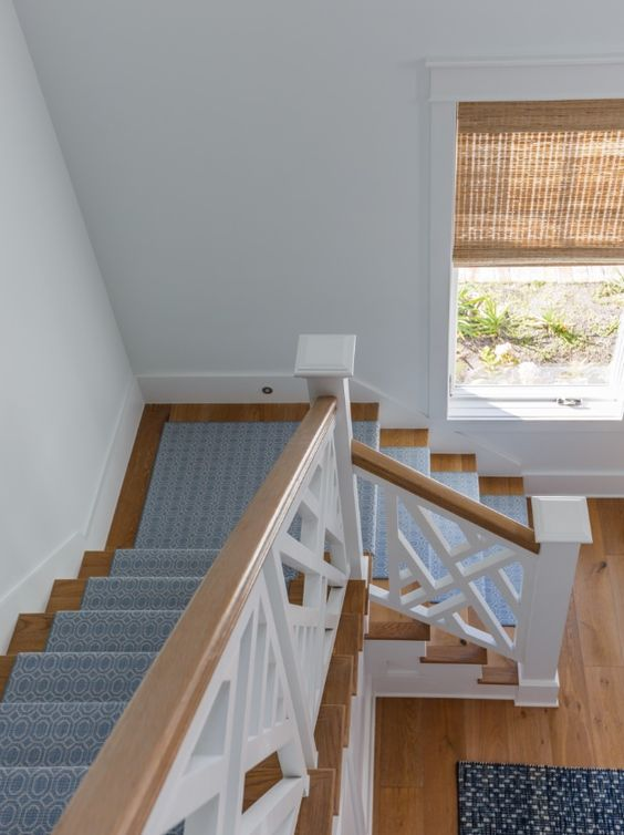 Staircase-Beach House-Escape into the Blue by Interior Designer Lauren Leonard.jpg