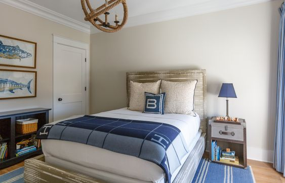 Boy's Bedroom-Beach House-Escape into the Blue by Interior Designer Lauren Leonard.jpg