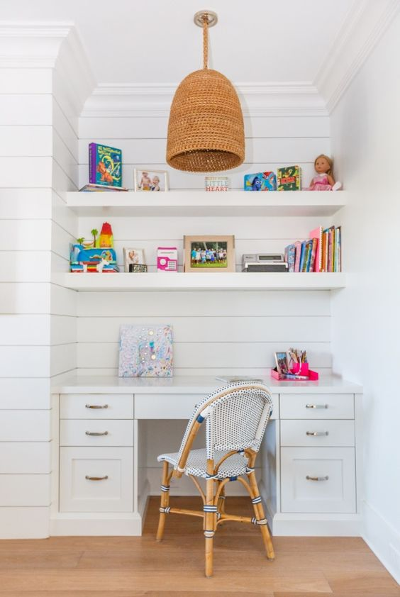 What a Lovely Desk for A Little One.