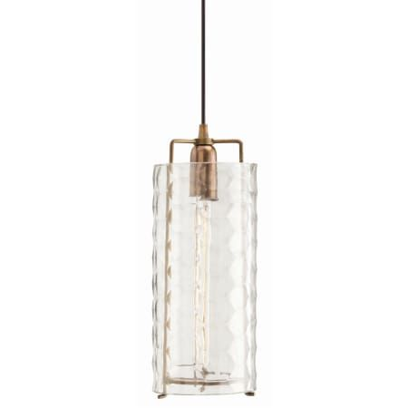 Glass Ice Pendant Light
