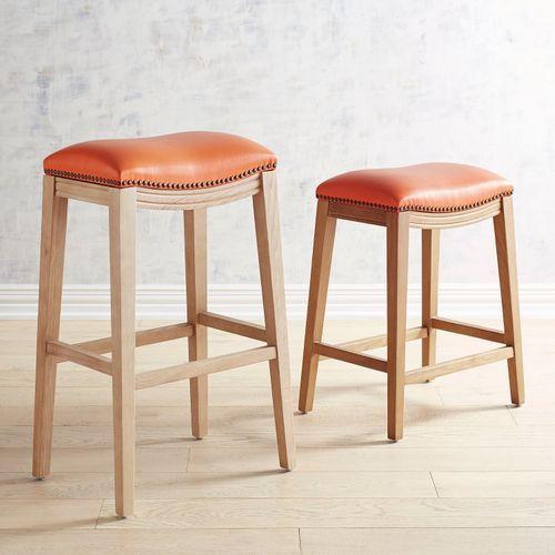 Pumpkin Counter Chair