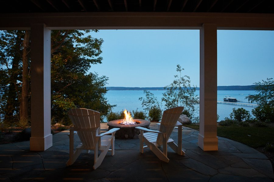 Lake House in Glen Arbor Michigan 29.jpg