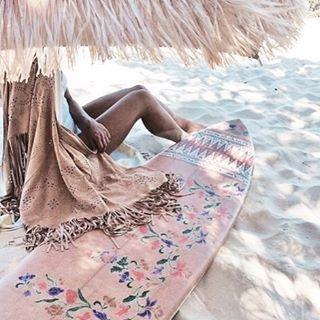 living a #beachpretty life….