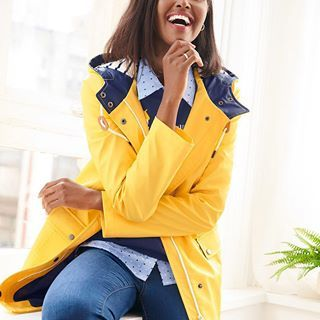 - Classic Rain Coat