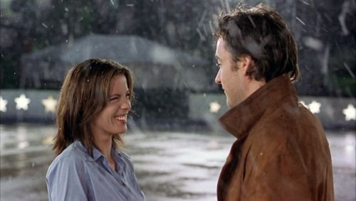 """As, the title of the movie, """"Serendipity"""", says this movie is about a fairy tale chance meeting. Meeting someone and spending a day with someone…and never forgetting them..and how …I guess I don't want to spoil the movie if you have never seen it…do! Kate Beckinsale plays Sara, and John Cusak plays Johnathan."""