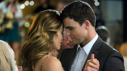 """This is another favorite movie of mine, it is the Hallmark movie, """"Autumn Dream"""". Ben is played by actor Colin Egglesfield and Annie is played by Actor Jill Wagner. You will love this sweet movie!"""