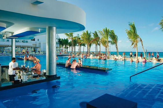 Located right on the beach and surrounded by incredible nature the  Riu Reggae  is a new, all-inclusive Adults Only hotel in Montego Bay, Jamaica.