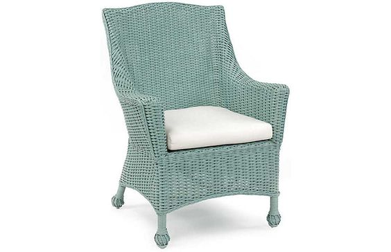 Eastern Shore Wicker Chair