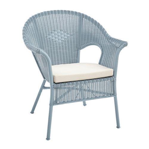 Casbah Soft Blue Chair