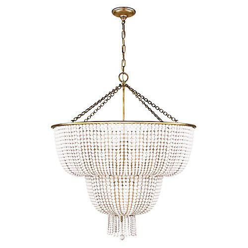 Jacqueline Two Tiered Chandelier