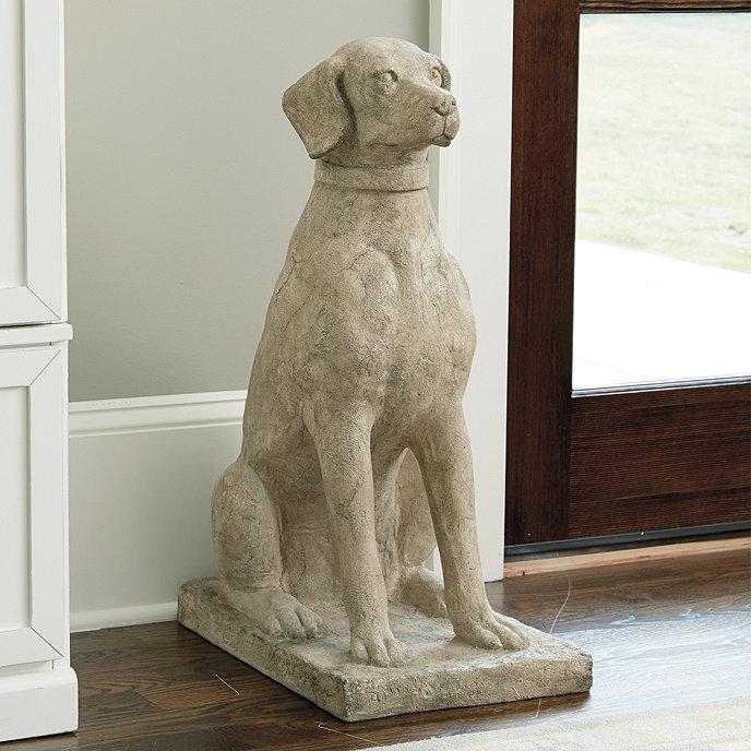 Stone Huntington Dog