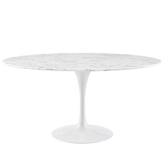 Marble Round Table