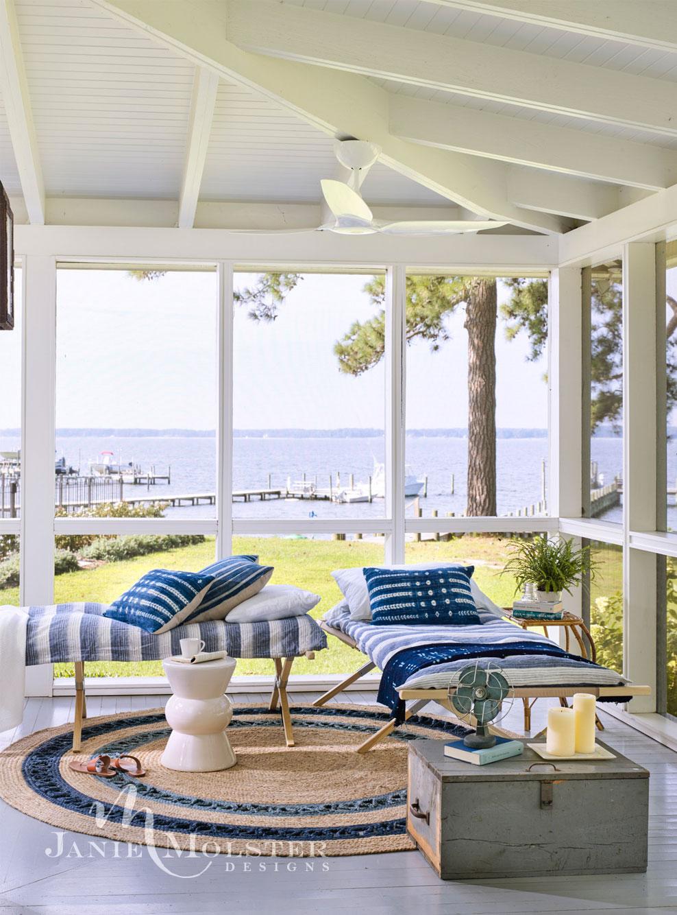 House Tour-A Sweet Beach House on Fishing Bay  21.jpg